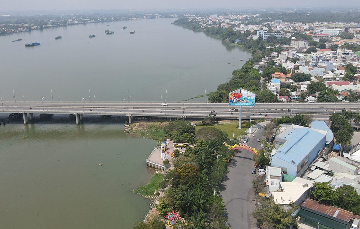 Bốn hầm chui chống kẹt xe ở Đồng Nai