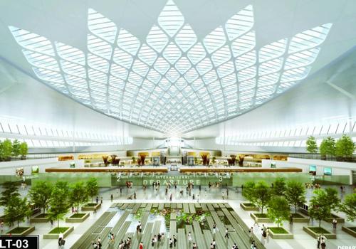 Tình hình giải ngân và cập nhật tiến độ dự án sân bay Long Thành đến 2025