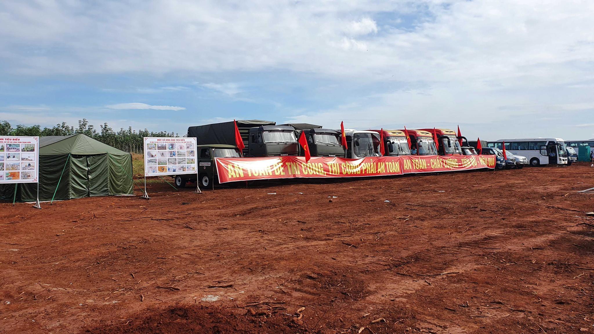 Chính thức khởi công nhà ga hành khách sân bay quốc tế Long Thành Quý I 2022