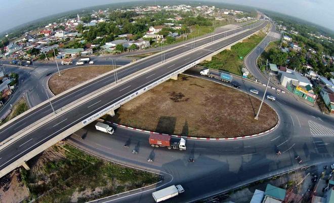 Đồng Nai xem xét chi 7.100 tỷ làm đường kết nối sân bay Long Thành