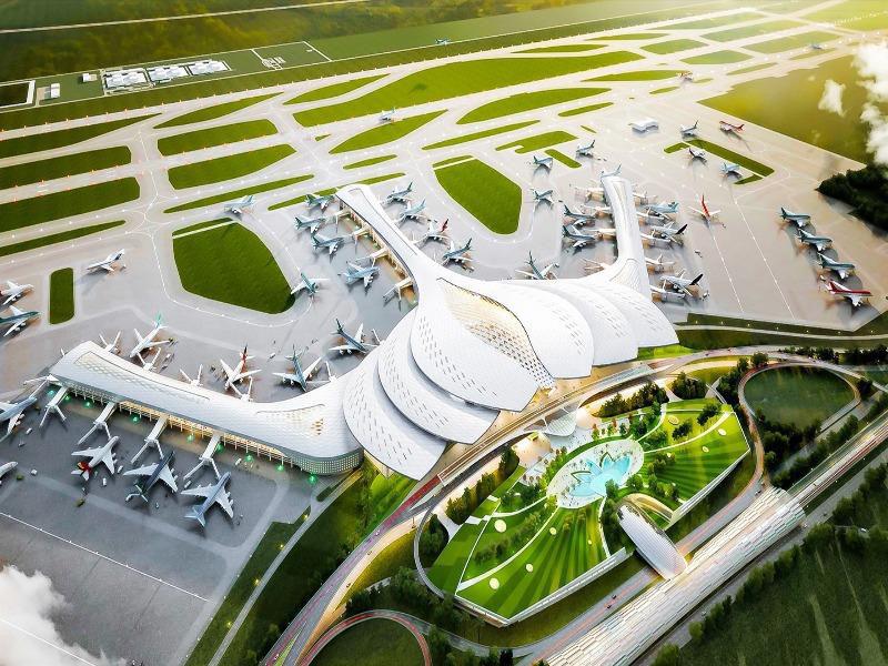 """Dự án sân bay Long Thành sẽ được Đồng Nai """"rót"""" hơn 14.500 tỷ đồng"""
